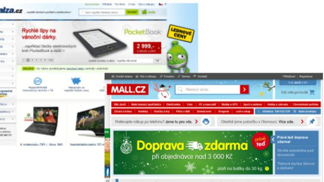 Internetový obchod Alza.cz, který je lídrem tuzemského trhu, je údajně na prodej, Foto: