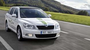 Elektromobil Škoda Octavia Green E Line, Foto: Škoda Auto