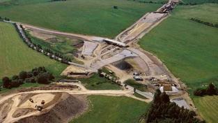 Stát má navíc problémy vyčerpat bruselské peníze kvůli zpoždění při stavbě či přípravě projektů, Foto:ŘSD