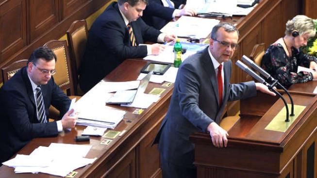 Respondenti mohli ministru financí Miroslavu Kalouskovi (TOP09) doporučit kroky, které by udržely deficit státního rozpočtu v letech 2012 – 2014 na plánované úrovni., Foto:vlada