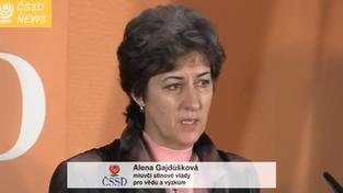 Co podle ČSSD hrozí v našem zdravotnictví mluvčí stínové vlády popisuje na videozáznamu.