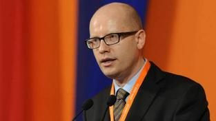 B.Sobotka: Pravicové reformy snížování daní zdevastovaly příjmy důchodového účtu, Foto:ČSSD