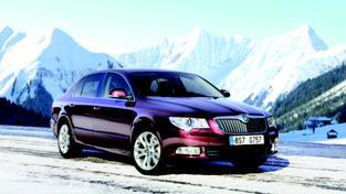 Registrace nových osobních automobilů v období leden až únor 2012 vzrostly oproti loňsku o 7,91 procenta, Foto:Škoda Auto