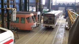 Průmyslová produkce v ČR se v lednu meziročně zvýšila o 3,2 procenta, hodnota nových zakázek vzrostla o 14,9 procenta. Ilustrační foto: ŠkodaTransportion