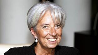 Šéfka MMF uvedla stále křehké finanční systémy zatížené vysokým veřejným i soukromým dluhem jako první ze tří hlavních rizik, Foto:MMF