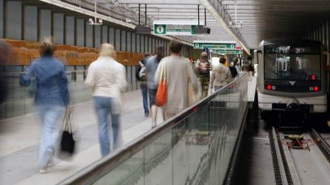 Prodloužená trasa metra A bude končit v Motole, úsek by měl být zprovozněný v roce 2014, Foto: DPP