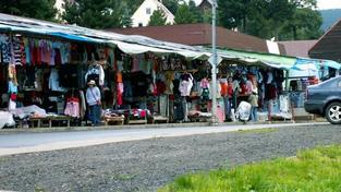 Podhodnocené zboží? Zatímco na Brněnsku kilogram textilu vyšel na 397 korun, v Plzni to bylo jen 17 korun. |Foto:SXC