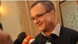Bývalý ministr zdravotnictví a hejtman a současný poslanec David Rath byl zadržen v pondělí večer bezprostředně poté, co měl přijmout sedm milionů korun v hotovosti, Foto:TOP09