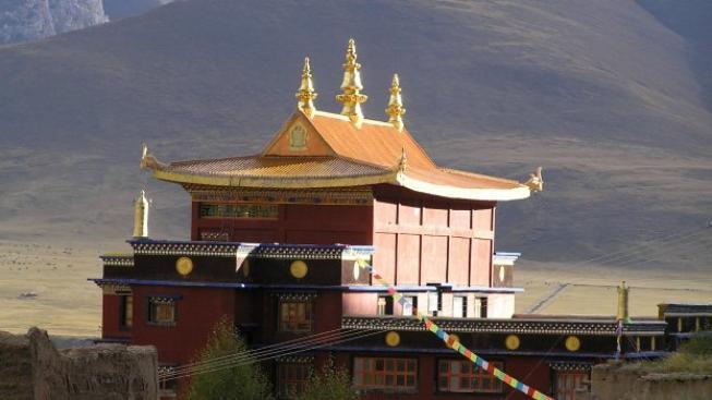 Zahraniční turisté potřebují i v době normálního režimu návštěv Tibetu speciální povolení a musí po oblasti cestovat ve skupinách. Foto:SXC