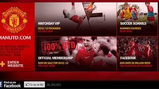 Manchester United oznámil, že v primární veřejné nabídce (IPO) chce získat zhruba 100 milionů dolarů (cca 2,03 mld. Kč).