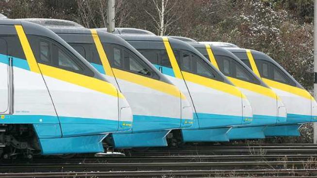 Návrh počítá s většími platy, než má například vedení rakouských železnic, Foto:ČD