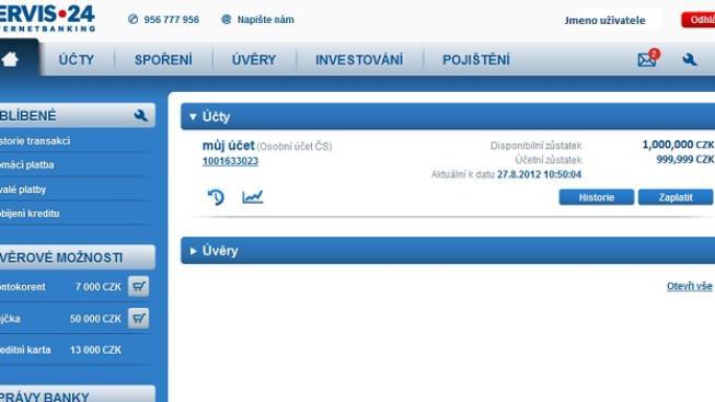 Názvy vybraných bankovních operací v České spořitelně upravili tak, aby byly jasnější a srozumitelnější. Foto: Koláž - NašePeníze.cz