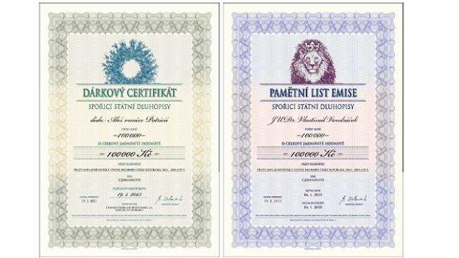 Lidé si budou moci objednávat spořící dluhopisy na pobočkách České pošty a překvapit své blízké na Vánoce dárkovými certifikáty, Foto: