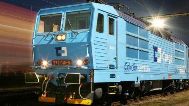 Spolu s chystaným propouštěním a snižováním počtu vagonů se dá rovněž očekávat pokles počtu hnacích vozidel, tedy lokomotiv. Foto: ČD Cargo