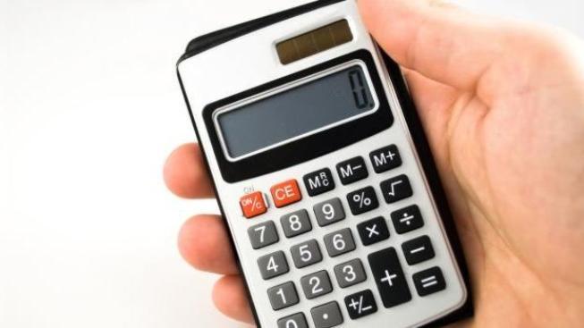 Daňová kalkulačka pro orientační výpočet daně z příjmů fyzických osob za rok 2012 Foto:SXC