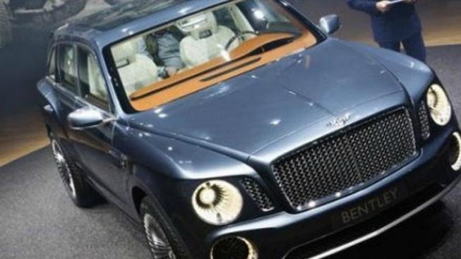 Nový vůz by měl být v základní výbavě k dostání za 200 tisíc eur. Foto: Bentley