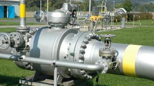 Podpisem smlouvy s konsorciem Allianz a Borealis Infrastructure stvrdila RWE prodej svého stoprocentního podílu v českém nezávislém přepravci plynu NET4GAS, Foto: SXC