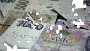 Za celý letošní rok by se měl HDP podle aktuální prognózy snížit o jedno procento. Foto:NašePeníze.cz