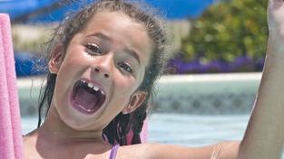 Bazén máte a od této chvíle musíte počítat s náklady na vodu. Foto:SXC