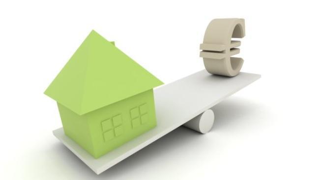 Ani Česká národní banka ale nemá jednoznačný názor na budoucí vývoj cen nemovitostí. Foto:SXC
