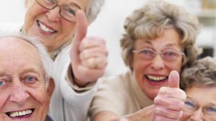 Dvě třetiny (66%) Čechů uvedlo, že se cítí šťastní. Foto:SXC