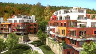 Za celé první pololetí letošního roku se v Praze prodalo celkem 2 850 nových bytů, meziročně se tak jejich počet zvýšil o 20 procent. Dalších 6 600 bytů mají v současné době developeři připravených k prodeji. Ilustrační Foto:Finep