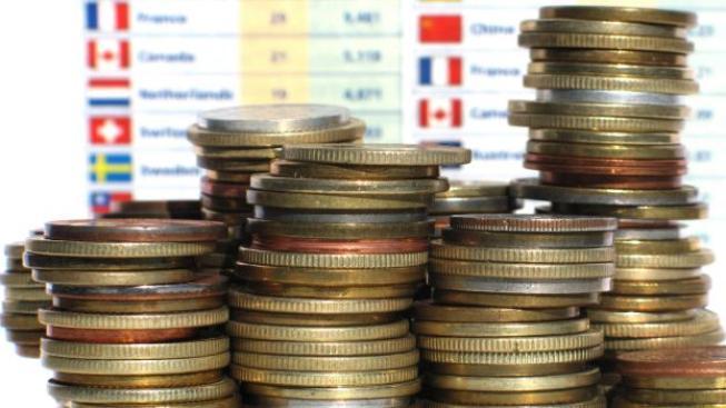 Hodnota průměrného bohatství na jednoho obyvatele v České republice totiž stoupla loni meziročně pouze o 1 500 korun. Foto:SXC