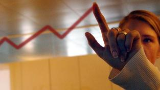 Poslední údaje naznačují, že ekonomické oživení v České republice nabírá na síle a v příštím roce dále zrychlí. Foto:SXC