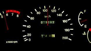 Ověřte si stav tachometru pomocí aplikace mnisterstva dopravy. Foto:SXC