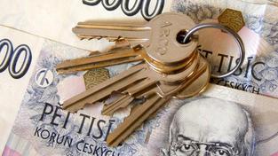 Koupě vlastního bytu je pro mnohé české domácnosti investicí na celý život. Češi se neradi stěhují, přestože by si tím mohli polepšit. Foto: SXC