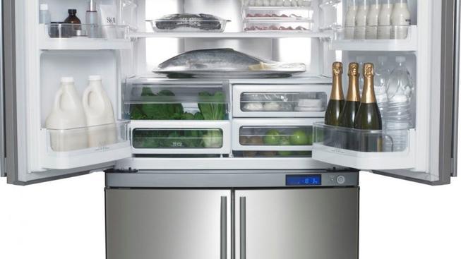 Moderní ledničky jsou úsporné i výkoné.