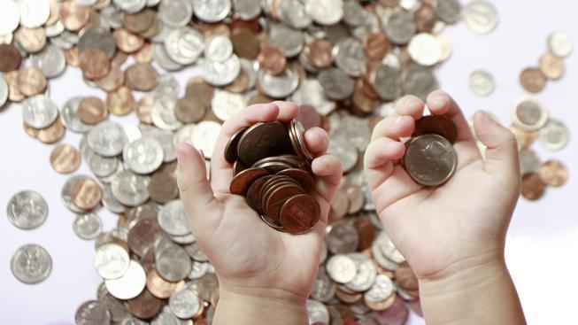 Naučte pracovat s penězi i vaše děti
