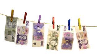 Česká koruna není ničím krytá a ani nikdy nebyla