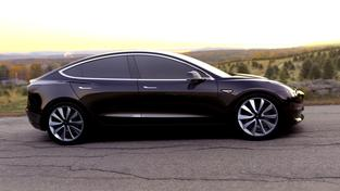 Ilustrační foto: Tesla 3S