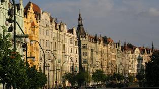 Ilustrační foto: pražská ulice