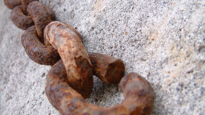 Ilusztrační foto: řetěz