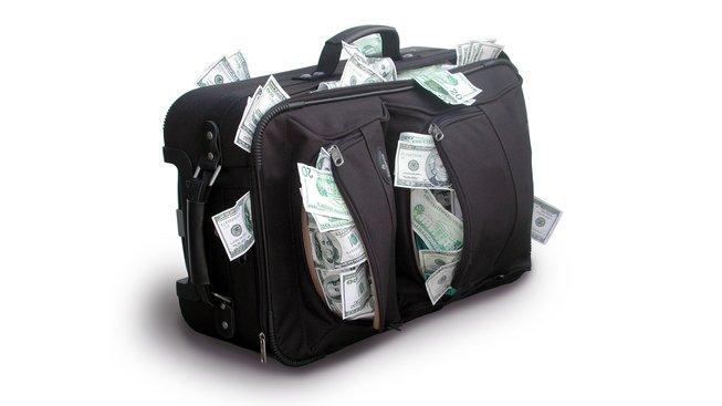 Ilustrační foto: Naspořené peníze