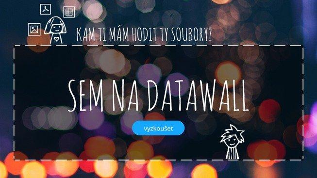"""Ukládáte soubory na plochu? """"Tak jo, ale online!"""" říká Datawall"""