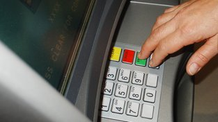 Ilustrační foto: Bankomat