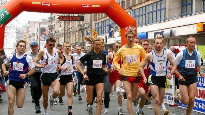 Ilustrační foto: Maraton