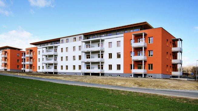 Ilustrační foto: bytový dům