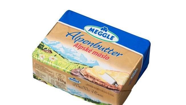 dTest: České máslo je kvalitnější než to německé