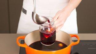 Ilustrační foto: Svařené červené víno