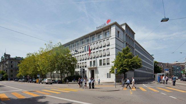 Švýcarská Swiss Life kupuje společnost Fincentrum