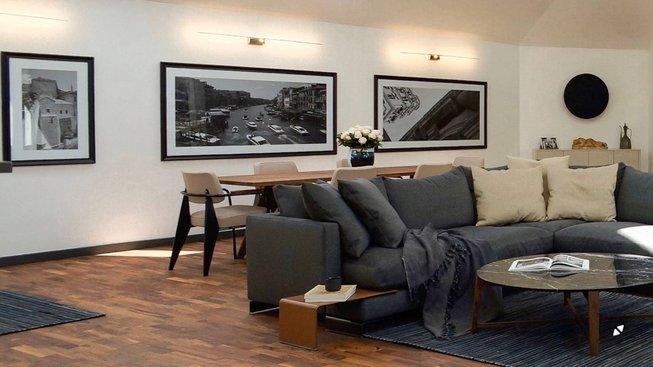 3 tipy na skvělé luxusní byty v Praze