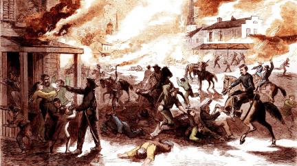Před 156 lety skončilo řádění nejkrvavější postavy amerických dějin