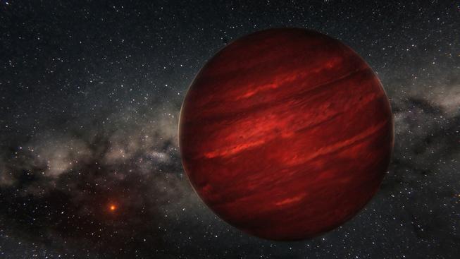 exoplaneta GU Psc b