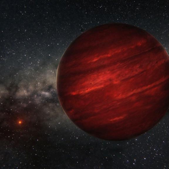 Nejosamělejší planeta ve známém vesmíru