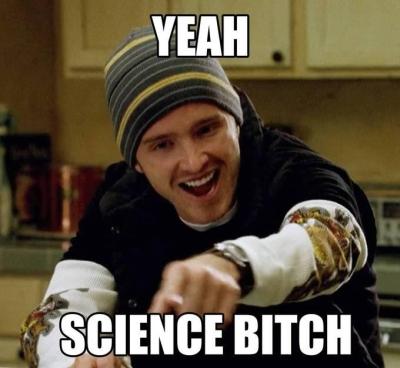 Věda žije!