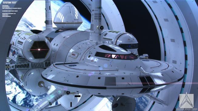 Skutečná Enterprise: Sen nebo realita?